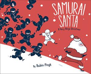 Samurai Santa Book